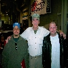 My Buddies, R.Lee Ermey, Sean & Henry