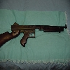 Right Side m1 Thompson